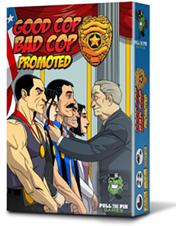Good Cop Bad Cop: Promoted Expansion (engl.)
