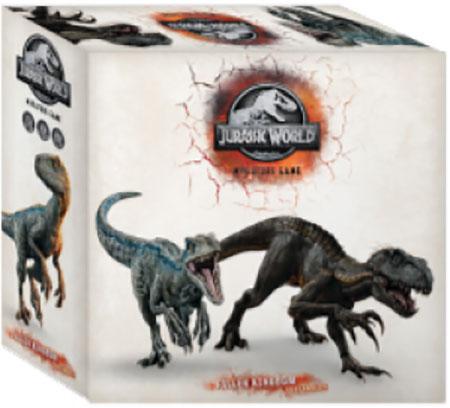 Jurassic World - Das Miniaturen-Spiel - Fallen Kingdom Erweiterung (dt.)