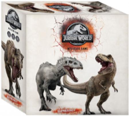 Jurassic World - Das Miniaturen-Spiel - Supremacy Erweiterung (dt.)