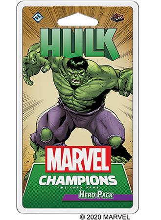 Marvel Champions - Das Kartenspiel - Hulk Erweiterung