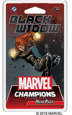 Marvel Champions - Das Kartenspiel - Black Widow Erweiterung