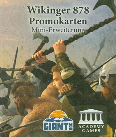 Wikinger 878 A.D. - Mini-Erweiterung (Event-Ereigniskarten)