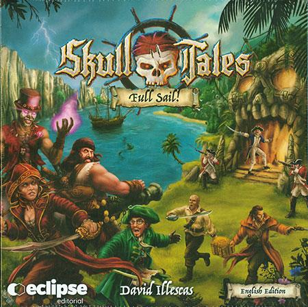 Skull Tales: Full Sail! (engl.)