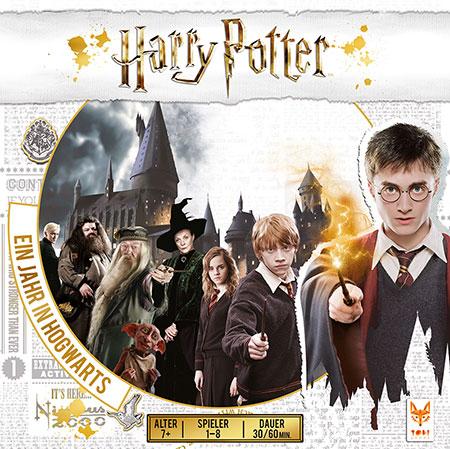 Harry Potter - Ein Jahr in Hogwarts