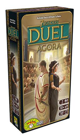 7 Wonders - Duel - Agora Erweiterung