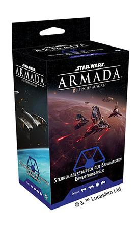 Star Wars: Armada - Sternenjägerstaffeln der Separatisten Erweiterung