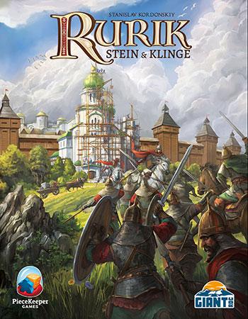 Rurik - Kampf um Kiev - Stein und Klinge Erweiterung