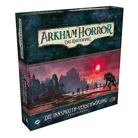 Arkham Horror- Das Kartenspiel - Die Innsmouth-Verschwörung Erweiterung