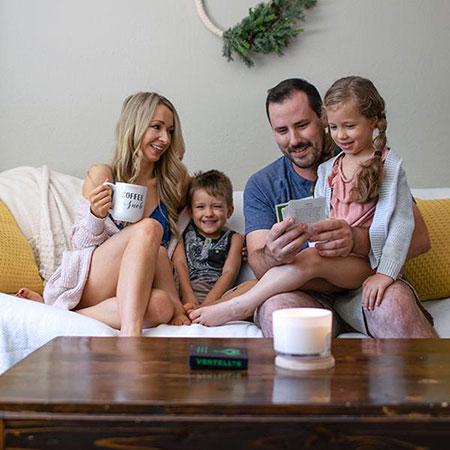 Vertellis - Familien Edition - Eltern & Kinder