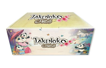 Takenoko Chibis Edition  - Geante Collector´s Edition