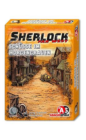 Sherlock Far West - Schüsse im Morgengrauen