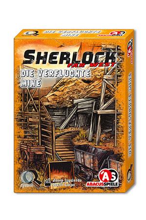 Sherlock Far West - Die verfluchte Mine