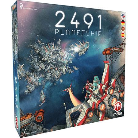 2491: Planetship