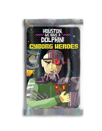 Houston, we have a Dolphin! - Cyborg Erweiterung