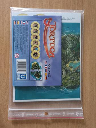 Tortuga - Queenie 2: Insel und Insel Erweiterung