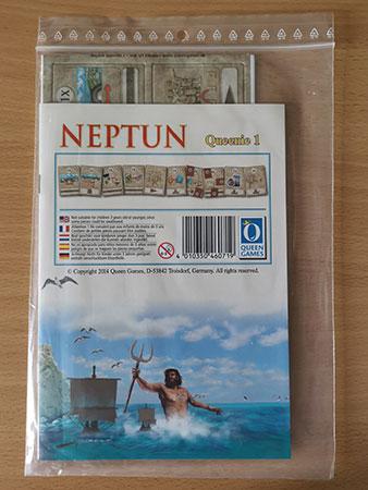 Neptun - Queenie 1: Sonderfähigkeiten Erweiterung