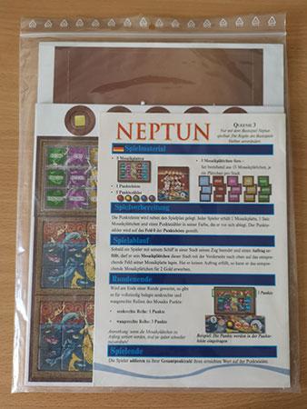 Neptun - Queenie 3: Das Mosaik Erweiterung