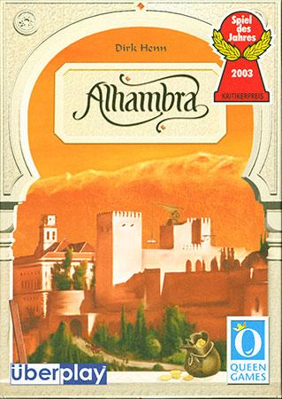 Der Palast von Alhambra - Small Box Edition (engl.)
