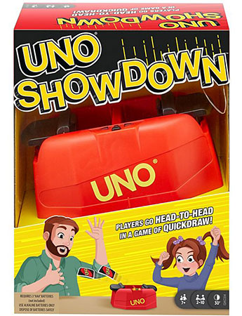 UNO - Showdown