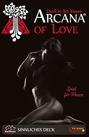 Arcana of Love: Sinnliches Deck
