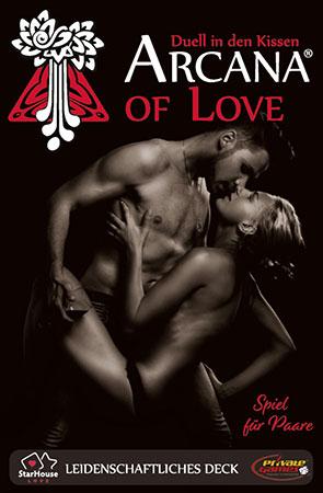 Arcana of Love: Leidenschaftliches Deck