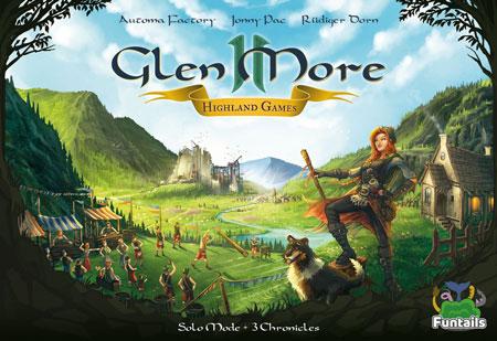 Glen More II - Highland Games Erweiterung