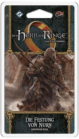 Der Herr der Ringe - Das Kartenspiel: Die Festung von Nurn Abenteuer-Pack (Die Rache Mordors 6)