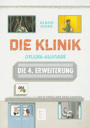 Klinik - Deluxe Edition: Die 4. Erweiterung