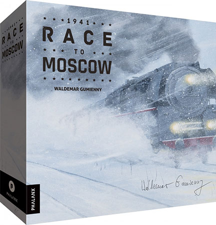 Race to Moscow