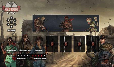 Maximum Apocalypse - Premium Spielmatte