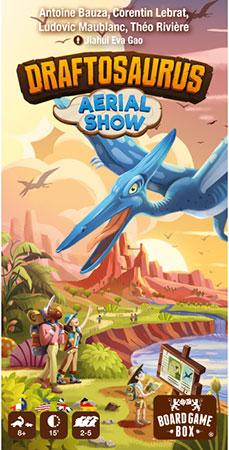 Draftosaurus - Aerial Show Erweiterung