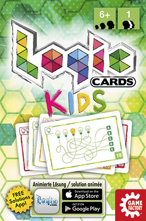 Logic Cards Kids