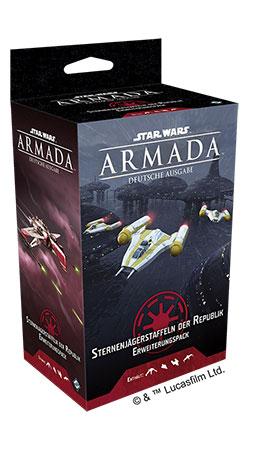 Star Wars: Armada - Sternenjägerstaffeln der Republik Erweiterung