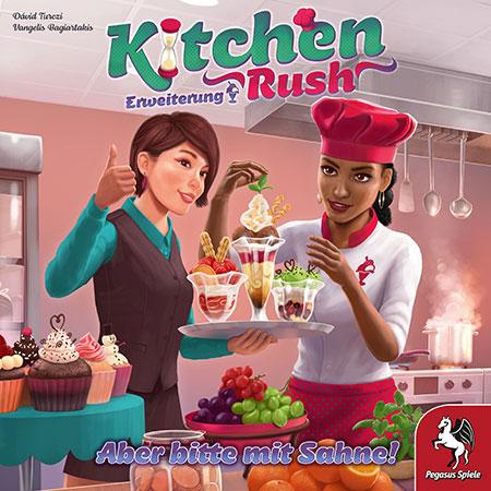Kitchen Rush - Aber bitte mit Sahne Erweiterung