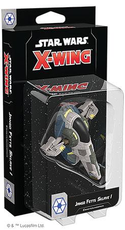 Star Wars: X-Wing 2.Edition - Jango Fett´s Slave I Erweiterungspack