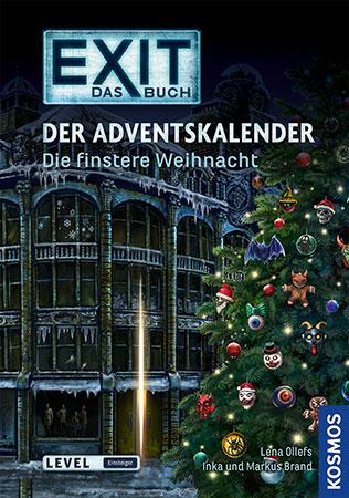 EXIT – Das Buch - Adventskalender