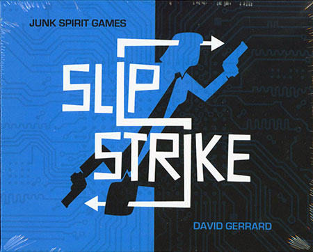 Slip Strike - Blue Edition (engl.)