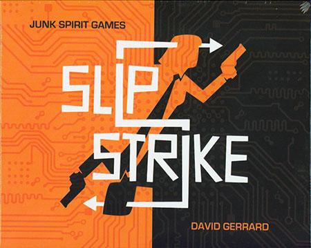 Slip Strike - Orange Edition (engl.)
