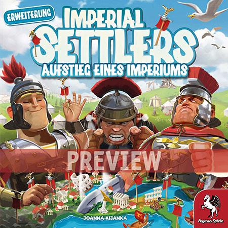 Imperial Settlers - Aufstieg eines Imperiums Erweiterung