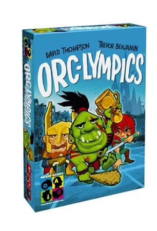 Orc-Lympics (engl.)