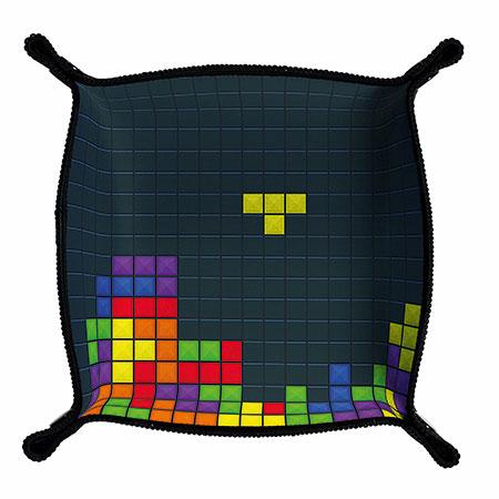 "Immersion - Faltbare Würfelschale ""Retro Tetris"""