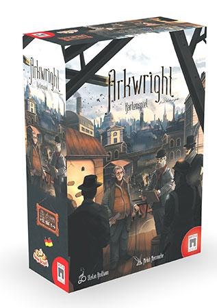 Arkwright – Das Kartenspiel