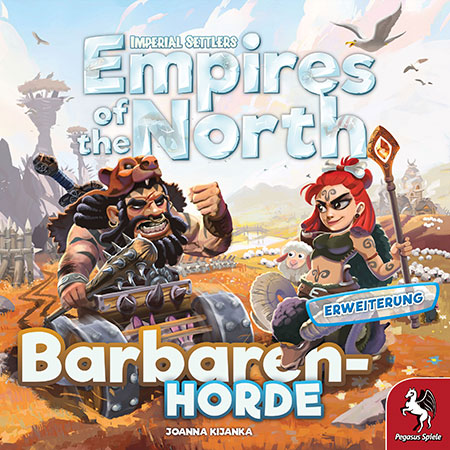 Imperial Settlers - Empires of the North - Barbaren-Horde Erweiterung