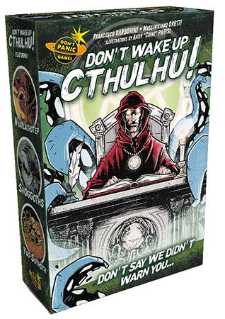 Don´t Wake up Cthulhu - Das Kartenspiel