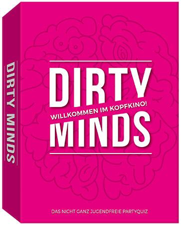 Dirty Minds - Das Karten-/Party-Spiel