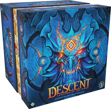 Descent - Legenden der Finsternis