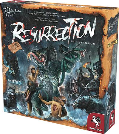 Armata Strigoi - Powerwolf Brettspiel - Resurrection Erweiterung (Pegasusversion)