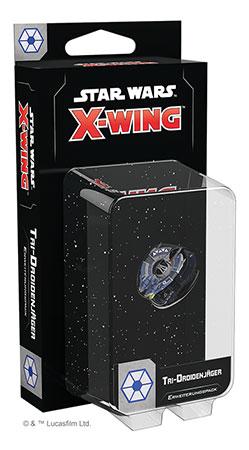 Star Wars: X-Wing 2.Ed. - Tri-Droidenjäger Erweiterungspack