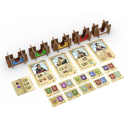 Marco Polo II - Die Karawanen Mini-Erweiterung