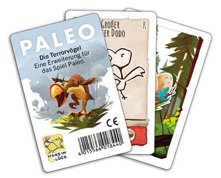Paleo - Die Terrorvögel Mini-Erweiterung